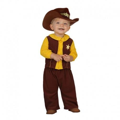 Disfraz de Bebe Vaquero