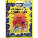 Fulminantes para cigarrillos de broma