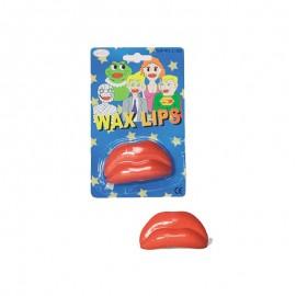 Broma Maxi-Labios rojos