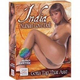 CALEX MUÑECA HINCHABLE DEL AMOR INDIA