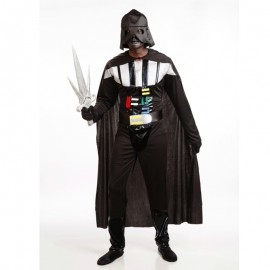 Disfraz de Dark Vader de hombre