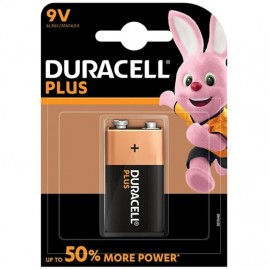 DURACELL PLUS POWER PILA ALCALINA 9V LR61 BLISTER*1