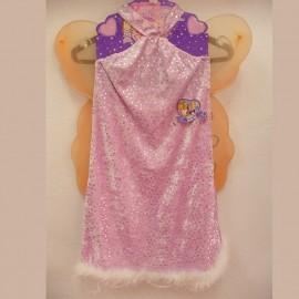 Disfraz de Princesa con Alas de niña