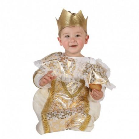 Disfraz de Rey Mago de bebe