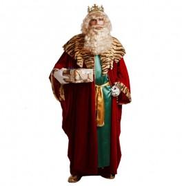 Disfraz de Rey Gaspar para adulto