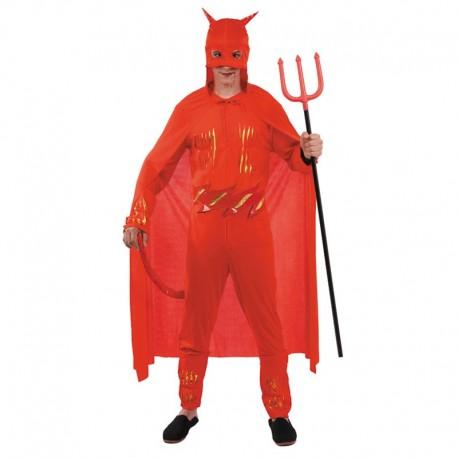 Disfraz de Demonio de hombre