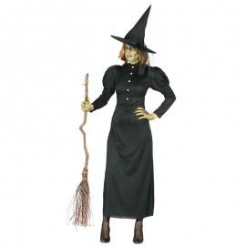 Disfraz de Bruja Malvada para mujer