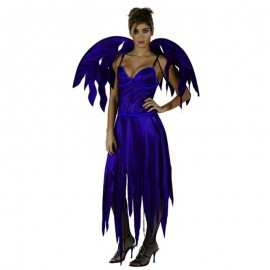 Disfraz de Angel Caído para mujer