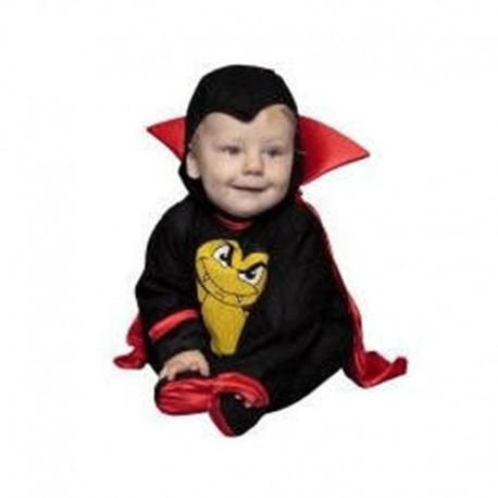 Disfraz de Vampiresa de bebé