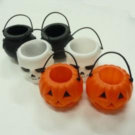 Blister Cestas de Halloween Surtidas para Halloween