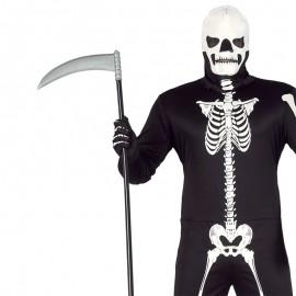 Guadaña de plástico para Halloween