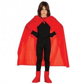 Capa roja 100 cm infantil