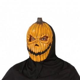 Máscara de calabaza de adulto