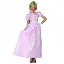 Disfraz de Princesa de cuento para mujer