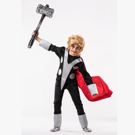 Disfraz de Thor de niño