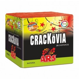 Petardos: Batería Crackovia 25 disparos