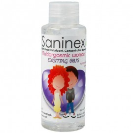 SANINEX MULTIORGASMIC WOMAN EXCITING PLUS 2 EN 1
