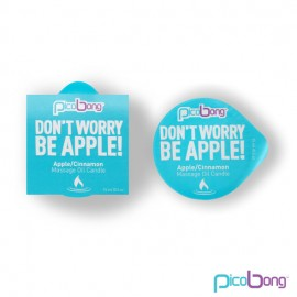 PICOBONG DON'T WORRY BE APPLE MANZANACANELA.
