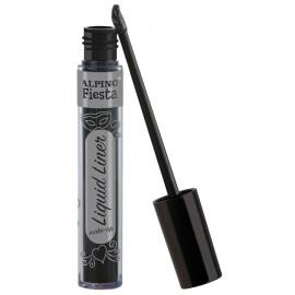 Maquillaje liquido al agua con aplicador, de color negro