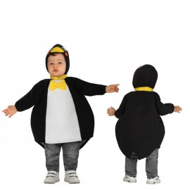 Disfraz de pinguino para bebé