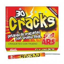 Petardos: 30 Cracks