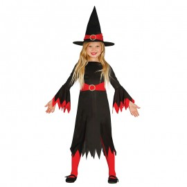 Disfraz de Bruja para niña