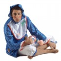 Disfraz de Bebé para hombre
