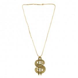 Colllar símbolo de el dolar