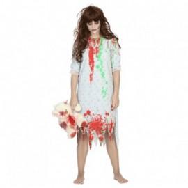Disfraz de Niña Poseída para mujer