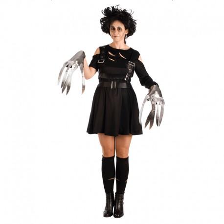 Disfraz de Manos con Tijeras, para mujer