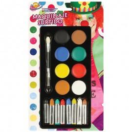 Paleta de Maquillaje con varios colores