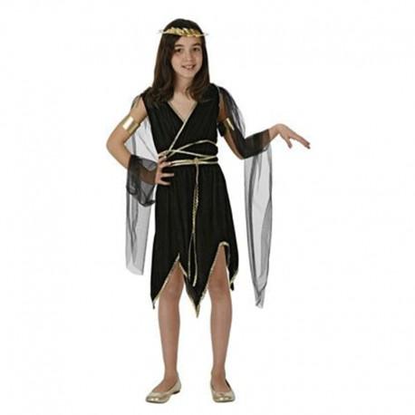 Disfraz de Diosa Griega de niña