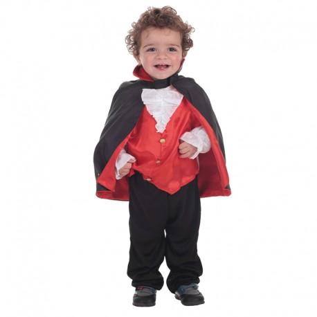 Disfraz de Conde Vlad de niño