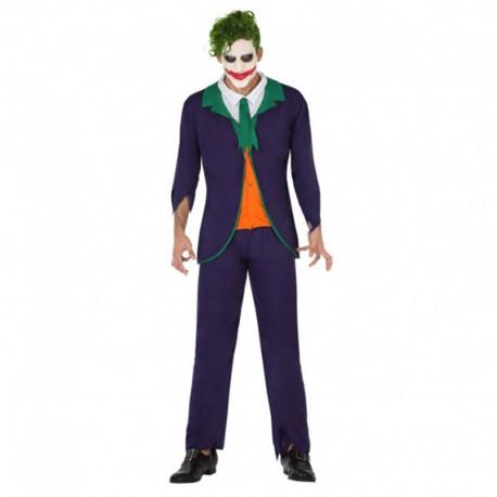 Disfraz del Payaso Joker para adulto