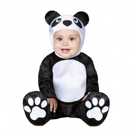 Disfraz de Osito panda para bebé