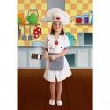 Disfraz de Cocinera para niña