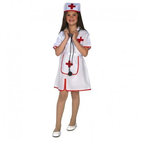 Disfraz Infantil de Enfermera