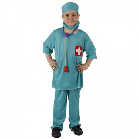 Disfraz Infantil de Cirujano
