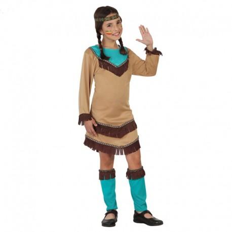 Disfraz Infantil de India Sioux