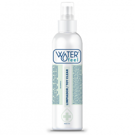 WATERFEEL LIMPIADOR JUGUETES STERILE 150ML EN IT NL FR DE