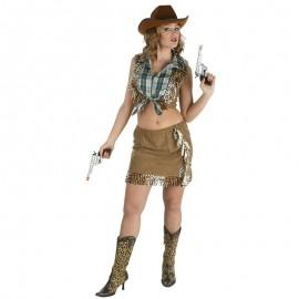 Disfraz de Vaquera del Oeste para mujer