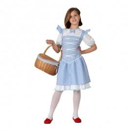 Disfraz de Dorotea para niña