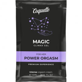COQUETTE POCKET MAGIC CLIMAX GEL FOR HER GEL POTENCIADOR ORGASMO 10 ML