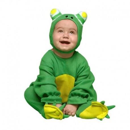 Disfraz de Bebe Ranita