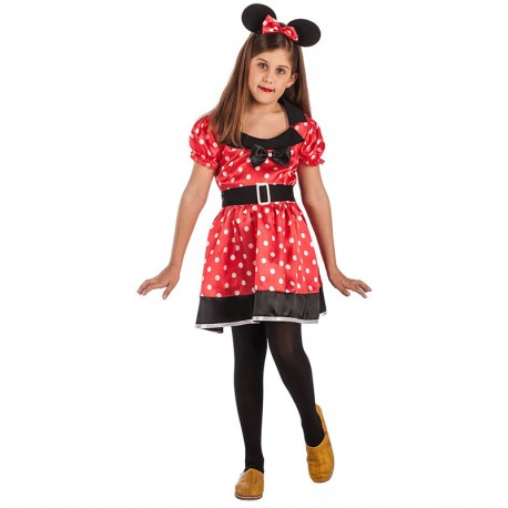 Disfraz de Ratoncita para niña