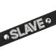 COQUETTE CHOKER CUERO VEGANO - SLAVE