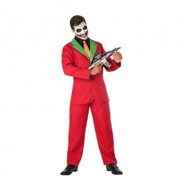 Disfraz de Payaso Joker para adulto