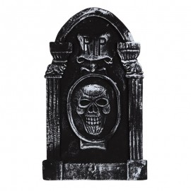 Lapida de decoración para Halloween