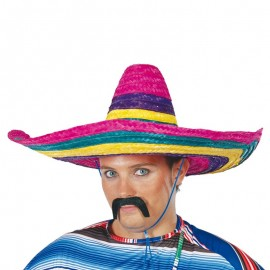 Sombrero Mexicano Multicolor