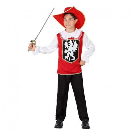 Disfraz Infantil de Mosquetero